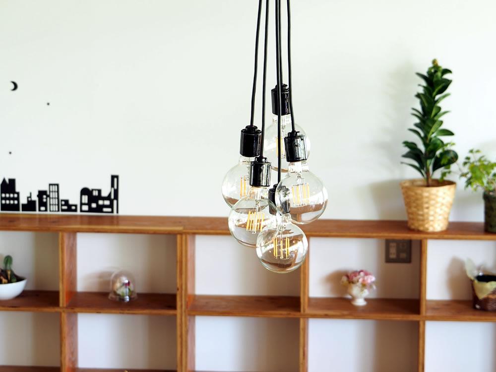 LED電球 ブランブラン